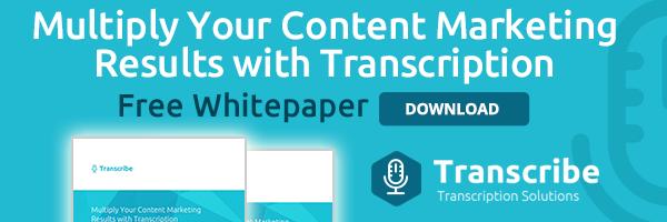 transcription-white-paper