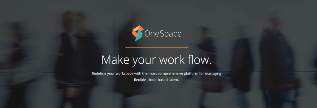 OneSpace - Make your work flow